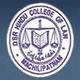 D.S.R. Hindu College of Law Logo