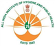All India Institute of Hygiene & Public Health, Kolkata Logo