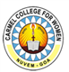 Carmel College Of Arts Science Commerce For Women Logo