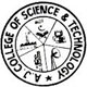 A.J. College Of Science & Technology Logo