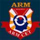 ARM College of Engineering and Technology Logo