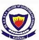 B P S College Of Education Logo