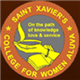 St. Xaviers College for women Logo