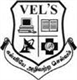 Vels College Of Science Logo