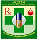 A.S.N. Degree College For Women Logo