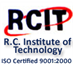 R.C. Institute of Technology Logo