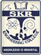 S K R Engineering College Logo