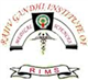 Rajiv Gandhi Institute of Medical Science, Kadapa Logo