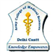 Army College of Medical Science, New Delhi Logo