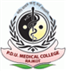 Pandit Deendayal Upadhyay Medical College, Rajkot Logo