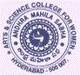 Andhra Mahila Sabha Law College For Women Logo