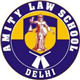Amity Law School Logo