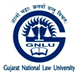 Gujarat National Law University Logo