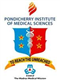 Pondicherry Institute of Medical Sciences & Research, Pondicherry Logo