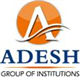 Adesh Institute of Medical Sciences & Research, Bhatinda Logo