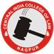 Central India College of Law Logo
