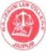 Rajdhani Law College Logo