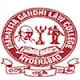Gandhi Law College Logo