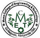 MONA College of Engineering & Technology Logo
