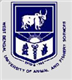West Bengal University Of Animal & Fishnery Sciences Logo