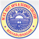 M V S Government Arts Science College Logo