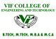 VIF College of Engineering & Technology Logo