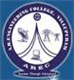 A.R. Engineering College Logo