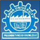 DEPARTMENT OF MANAGEMENT STUDIES, ANNA UNIVERSITY Logo