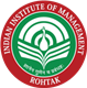 Indian Institute of Management (IIM), Rohtak Logo
