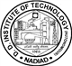 Dharmsingh Desai Institute Of Technology Logo
