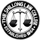 Shillong Law College Logo