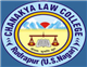 Chanakya Law College Logo