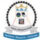 A.R.J.Institute of Management Studies Logo