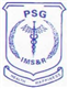 PSG Institute of Medical Sciences, Coimbatore Logo
