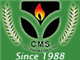 C.M.S. College Of Science & Commerce Logo