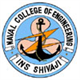 Naval College of Engineering. INS, Shivaji Logo