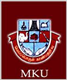 Madurai Kamaraj University Evening College, Ramanathapuram Logo