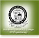 Mohammed Sathak A.J. College of Physiotherapy Logo