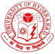 University Of Hyderabad Logo