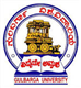 Gulbaraga University Logo