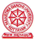 Mahatma Gandhi University Logo