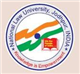 National Law University Logo