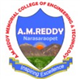 A M Reddy Memorial college of Engineering & Technology Logo