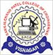 Sankalchand Patel College of Engineering Logo