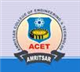 Amritsar College of Engineering & Technology Logo