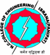 N.C.College of Engineering Logo