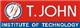 T John Institute Of Technology Logo