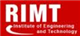 Rimt- Institute Of Management & Technology Logo