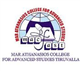 MAR ATHANASIOS COLLEGE FOR ADVANCED STUDIES Logo