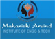 Maharishi Arvind Institute of Engineering and Technology Logo